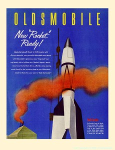 Oldsmobile 1952 Rocket