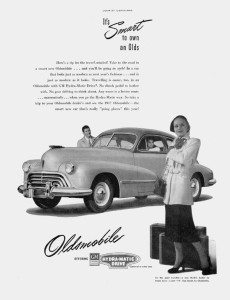 Oldsmobile 1946 Coupe