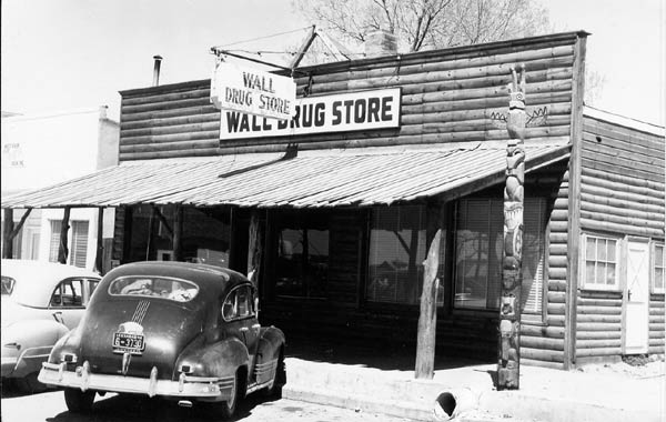 Wall Drug Store, Wall SD
