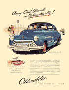 1948 Oldsmobile Photo