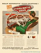 Oldsmobile 1946 Ad