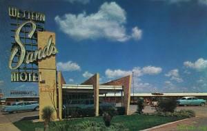 Western Sands Motel Wichita Falls TX