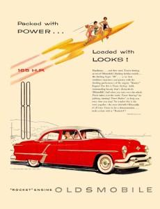 Oldsmobile 1953