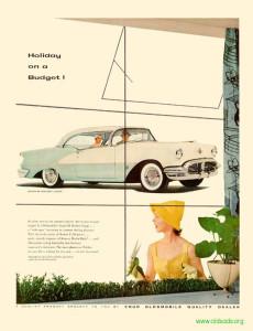 Oldsmobile 1956