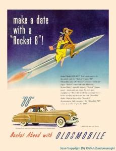 Oldsmobile 1950