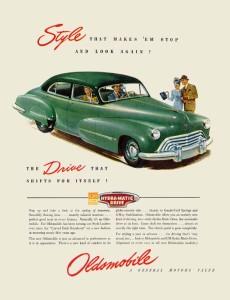 Oldsmobile 1946
