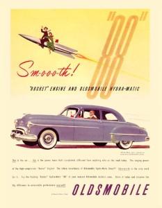 Oldsmobile 1951