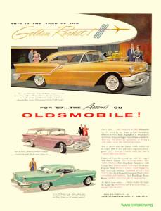 Oldsmobile 1957