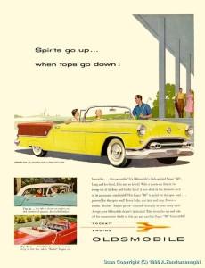 Oldsmobile 1954