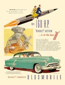 Oldsmobile 1952